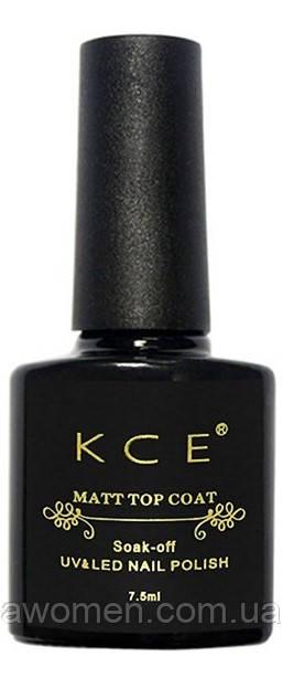 Топ матовый KCE 7,3 мл