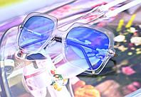 Стильные очки в прозрачной оправе MARC JACOBS новинка 2017 реплика