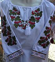 Сорочка вишита жіноча .