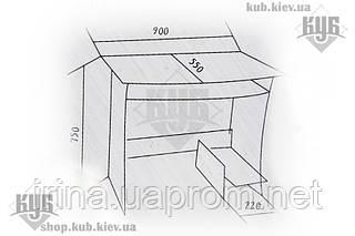 Стол компьютерный С-2