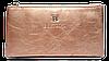 Женский кошелек-клатч Bobi Digi цвета пудры из кожзама WLP-061050