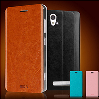 Кожаный чехол Mofi для Lenovo A858t (4 цвета)