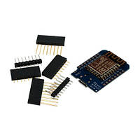 Wemos D1 mini WiFi на базе ESP8266, плата Arduino, фото 1