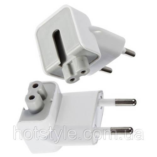 Евровилка сетевой переходник для Apple Ipad MagSafe MacBook