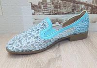 Туфли женские летние 39