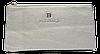 Женский кошелек-клатч Bobi Digi серебряного цвета из кожзама WLP-061051