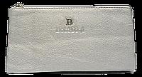 Женский кошелек-клатч Bobi Digi серебряного цвета из кожзама WLP-061051, фото 1