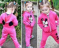 """Детский костюм """"Минни"""" с ушками для девочек, с начесом"""