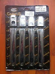 Накладки на ручки Mitsubishi ASX (E-KEY)