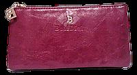 Женский кошелек-клатч Bobi Digi сиреневого цвета из кожзама WLP-061052, фото 1