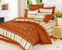 Комплект постельного белья Le Vele Erica Orange (Эрика Оранж)