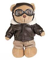 Ведмедик плюшевий Пілот 20 см