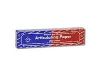 Артикуляционная бумага BK80 сине-красная 40мк
