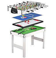 Игровой стол 4 в 1