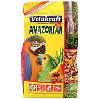 Vitakraft Amazonian 0,75кг - корм для амазонских попугаев  (21643)