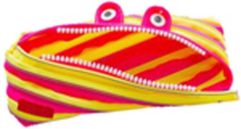 """Пенал """"1 Вересня"""" №531446 Yellow, фото 2"""