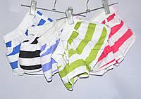 Детские шорты для девочки 2-5 лет