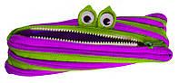 """Пенал """"1 Вересня"""" №531450 Purple"""