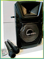 Аккумуляторная аудио система TW-0108BP, фото 1