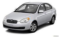 Фаркоп на автомобиль HYUNDAI  ACCENT( MC/MCT) хетчбек/седан 06/2006-2011