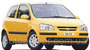 Фаркоп на Hyundai Getz хетчбек 11/2005-