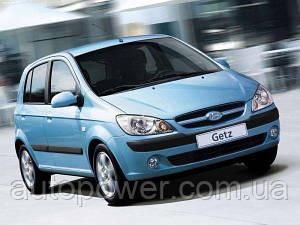 Фаркоп на Hyundai Getz (TB) хетчбек 8/2002-10/2005