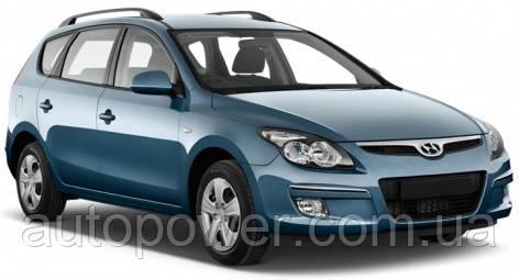 Фаркоп Hyundai i30CW 09/2012-