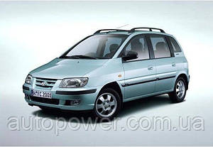 Фаркоп на Hyundai Matrix 2001-2008