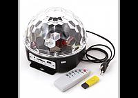 Светомузыкальная лампа SD-081, фото 1