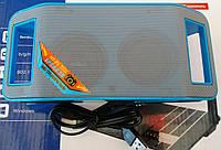Портативная колонка WS-Y66B (Bluetooth, USB, SDcard)