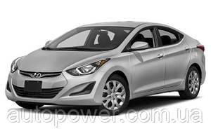 Фаркоп на Hyundai Elantra седан 2011-