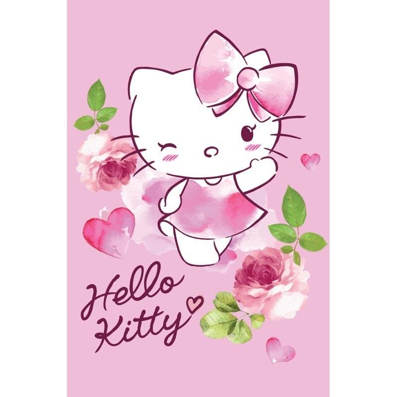 Блокнот Hello Kitty, 48 листов