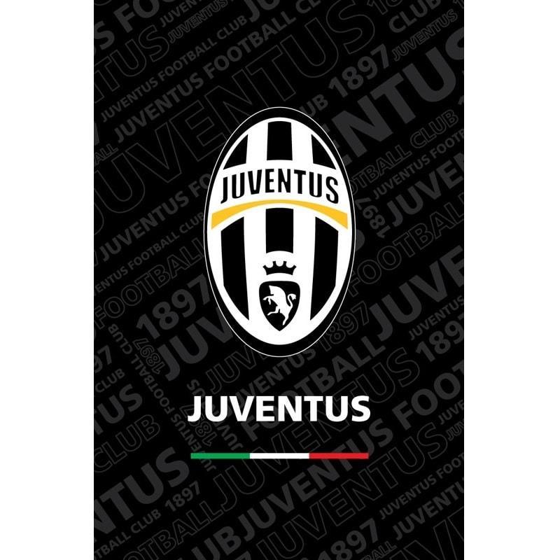 Блокнот Juventus, 48 листов