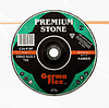 """Выпуклый круг для резки камня Т42 """"Premium Stone"""".  Диаметры: 115, 125, 150, 180, 230 мм."""