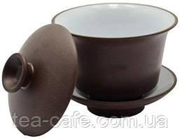 Гайвань для чайной церемонии с глазурью, 110 мл, 85х85х85