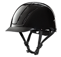"""Стильный мужской конный шлем, каска, """"Spirit"""", США, цвет: черный, серый"""