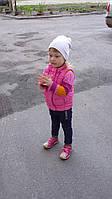 Двухслойная демисезонная шапка на детей Bape Kids