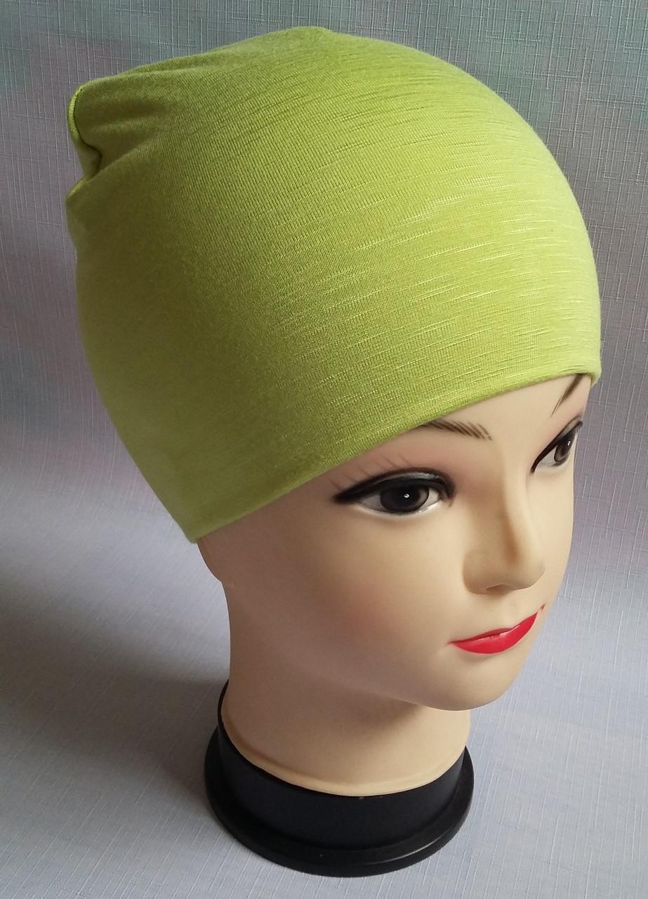 Весенняя детская шапочка для малышей