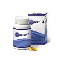 Омега 3 с витаминами А и Д3 60капс