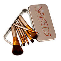 Набор Naked 5 Urban Decay из 7 кистей