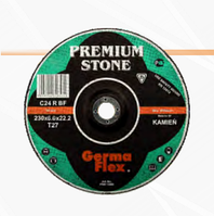 "Круг для шлифовки камня ""Premium Stone"". Диаметры: 115, 125 мм."
