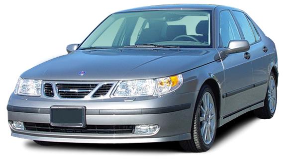 Saab 9.5 97-05 кузов и оптика