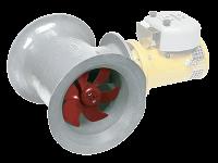 Стеклопластиковый кормовой тоннель Vetus диаметром 250 мм