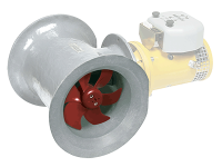 Стеклопластиковый кормовой тоннель Vetus диаметром 300 мм