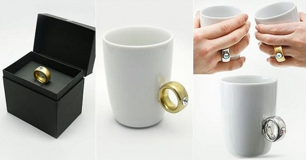 Чашка с кольцом, 250мл