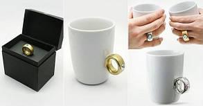 Чашка с кольцом, 250мл, фото 2