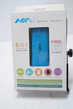 Зовнішній акумулятор Power Bank 5400mAh + MP3 плеєр