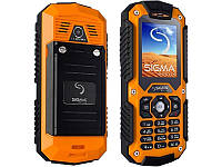 "Защищенный телефон Sigma mobile X-treame IT67 Dual Sim orange оранжевый IP67 (2SIM) 2"" 1,3 Мп Гарантия!"