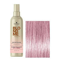 Instant Blush Strawberry - Окрашивающий спрей для волос клубничный, 250 мл