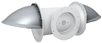 Вспомогательный комплект для кормовых подруливающих устройств Vetus 185 мм